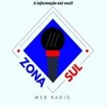 Logo da emissora Rádio Zona Sul