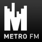 Logo da emissora Radio Metro 92.4 FM