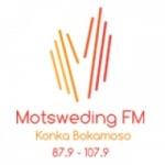 Logo da emissora Radio Motsweding 87.9 FM