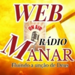 Logo da emissora Web Rádio Manar Tabuleiro