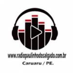 Logo da emissora Rádio Paulinho do Salgado