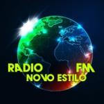 Logo da emissora Rádio Novo Estilo FM