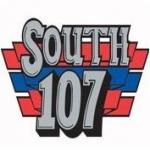 Logo da emissora Radio WTSH 107.1 FM
