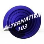 Logo da emissora Alternativa 103