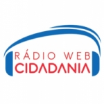 Logo da emissora Rádio Web Cidadania