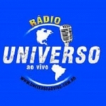 Logo da emissora Rádio Universo Ao Vivo