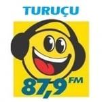 Logo da emissora Rádio Turuçu 87.9 FM