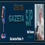 Logo da emissora Rádio Gazeta Sjp