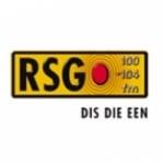 Logo da emissora Radio Sonder Grense 100 FM