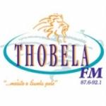 Logo da emissora Radio Thobela 87.6 FM