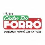 Logo da emissora Clube do Forró