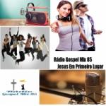 Logo da emissora Rádio Gospel Mix 85