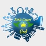 Logo da emissora Rádio Gospel God
