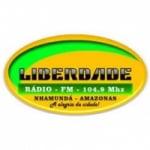 Logo da emissora Radio Liberdade FM