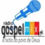 Logo da emissora Rádio Gospel Mix FM