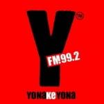 Logo da emissora Radio YFM 99.2 FM