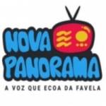 Logo da emissora Rádio Nova Panorama