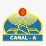 Logo da emissora Rádio Canal A 93.5 FM