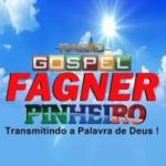Logo da emissora Rádio Gospel Fagner Pinheiro