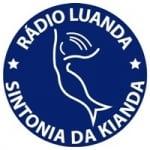 Logo da emissora Rádio Luanda 99.9 FM
