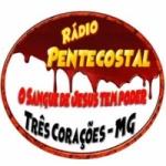Logo da emissora Rádio Pentecostal O Sangue de Jesus Tem Poder