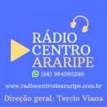 Logo da emissora Rádio Centro de Araripe