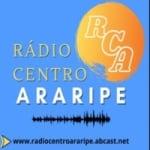 Logo da emissora Rádio Centro Araripe