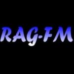 Logo da emissora Raglan Radio 98.1 FM
