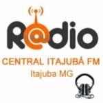 Logo da emissora Rádio Central Itajubá FM