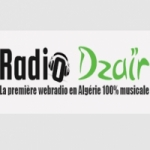 Logo da emissora Radio Dzair
