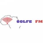 Logo da emissora Radio Golfe 105.7 FM