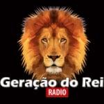 Logo da emissora Rádio Geração do Rei