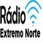 Logo da emissora Extremo Norte
