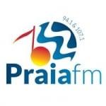 Logo da emissora Radio Praia 94.1 FM