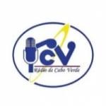 Logo da emissora Radio de Cabo Verde 98.1 FM