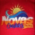 Logo da emissora Rádio Novas Ondas FM