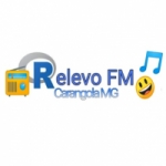 Logo da emissora Relevo FM