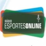 Logo da emissora Esportes Online
