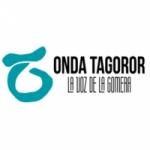 Logo da emissora Radio Onda Tagoror 105.5 FM