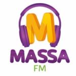 Logo da emissora Rádio Massa 96.5 FM