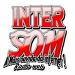 Logo da emissora Rádio Web Intersom