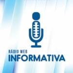 Logo da emissora Rádio Web Informativa