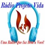 Logo da emissora Rádio Projeto Vida