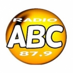 Logo da emissora Rádio ABC FM