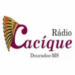Logo da emissora Cacique