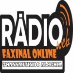 Logo da emissora Rádio Web Faxinal Online