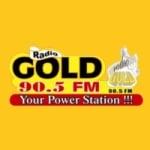 Logo da emissora Radio Gold 90.5 FM
