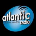 Logo da emissora Radio Atlantic 92.5 FM