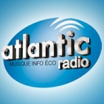 Logo da emissora Atlantic Radio 92.5 FM