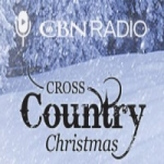 Logo da emissora CBN Cross Country Christmas